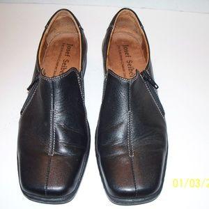JOSEF SEIBEL Leather shoe Side zipper Sz 7 - 7.5M